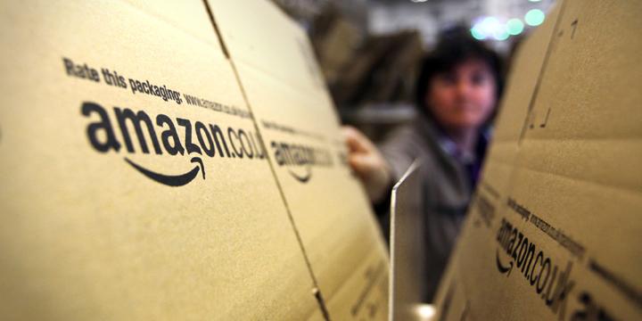 Amazon UK Distribution Centre