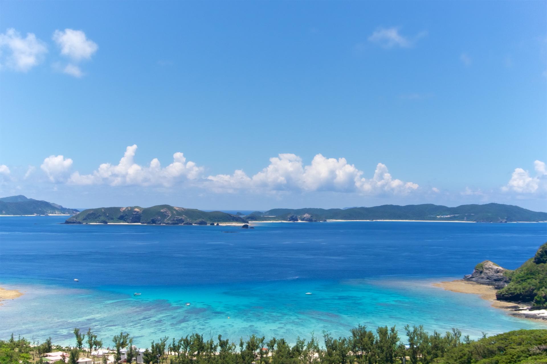 沖縄県、石垣島、与那国島、久米島、南大東島、宮古島、今日の天気、明日の天気、週間天気のまとめ